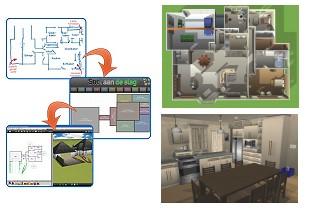 Eigen huis ontwerpen architect 3d pro for Huis in 3d ontwerpen