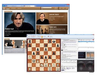 Fritz 5 Schaakprogramma - Screenshot 1