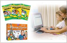 Kinder Taalcursussen voor de PC