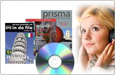 Luistercursussen op Audio CD